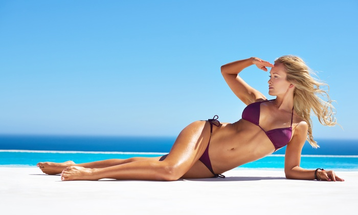 Tan Envy - Multiple Locations: Up to 69% Off Spray Tanning  at Tan Envy