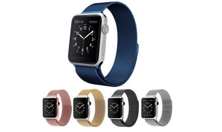 Uhrenarmband für Apple Watch in der Farbe nach Wahl, 42 oder 38 mm (Munchen)