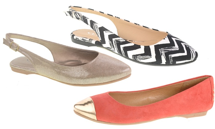 CL by Laundry Women's Brilliance and Brighter Day Flats