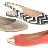 CL by Laundry Brilliance and Brighter Day Flats (Sizes 6.5 & 9)