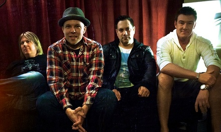 The Ataris with The Shady Francos at House of Blues San Diego on July 26 at 8 p.m. (Up to 49% Off)