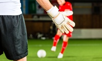 60-Minute Indoor Soccer Game for Ten People from R449 with Optional Burgers at Durban Arena (Up to 40% Off)