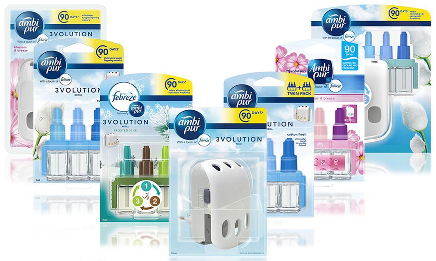 Ambi Pur 3Volution Air Freshener