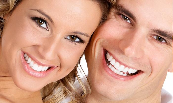 Studio Odontoiatrico Lucchese Mancin - Più sedi: Fino a 4 impianti dentali in titanio con corona in oroceramica. Valido in 4 sedi