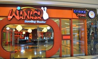 AED 110 or AED 155 Toward All Rides and Games at Wanasa Land (Up to 52% Off)