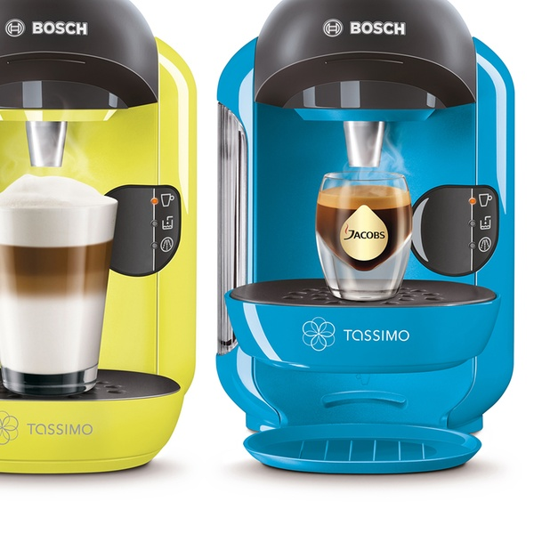 Bosch Tassimo Vivy Multi Beverage Machine With Free Delivery