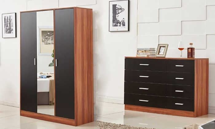 Black Walnut Bedroom Furniture
