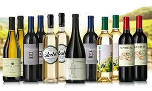 Vinesse: 3, 6, or 12 Bottles of Wine from Vinesse (Up to 62% Off)