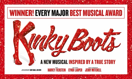 Kinky Boots, 19–30 November at Manchester Opera House