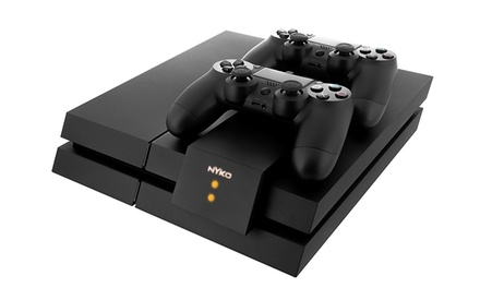 Modular Charge Station for Playstation 4