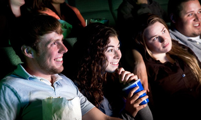 Movies at Wellington - Wellington Marketplace: Movie Package for Two or Four with Large Popcorns and Sodas at Movies at Wellington (Up to 58% Off)