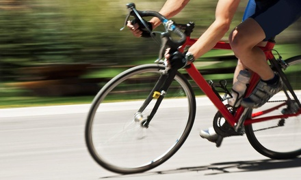 Bike-Related Merchandise at Bike World USA (Up to 52% Off). Two Options Available.