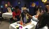 BE! Creative Arts Center - Northwest Atlanta: $17 for Uniquely Perfect Painting Canvas Painting Class atBE Creative Arts Center ($35 Value)