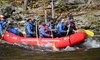 Sourced Adventures - Multiple Locations: Weekend Whitewater Rafting Adventure with Roundtrip Transportation and Lunch Included (Up to 20% Off)