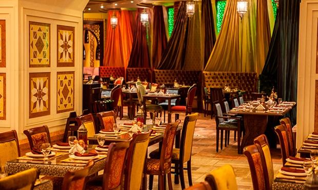 Times of arabia dubai mall times of arabia dubai mall for Arabic cuisine in dubai
