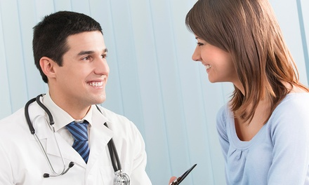$89 for a Full Medical Checkup with Bloodwork at Boca Family Practice ($400 Value)