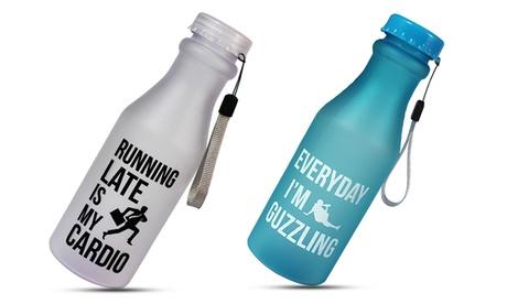 1 ou 2 bouteilles pour le sport