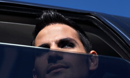 Pickup, Drop-Off, or Round-Trip Airport Transportation from Green Star Sedan Services (Up to 53% Off)