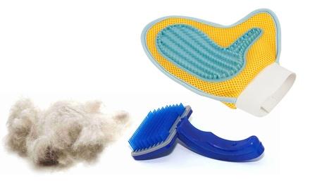 Guanto e spazzola animali Datexx disponibile in vari modelli e colori