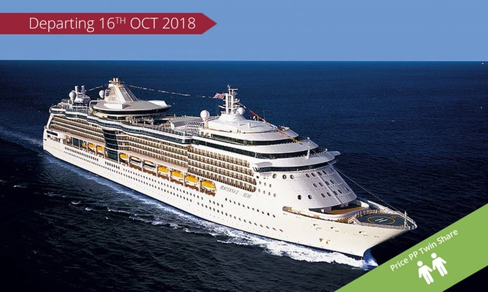 Travel Central - The Rocks: Sydney: From $699 Per Person for a Cruise with Meals & Entertainment Onboard Radiance of the Seas Departing 16 Oct 2018