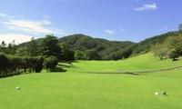 都内から約90分。アクセスも良いゴルフ場で仲間と自然の中で爽快プレー≪ゴルフ18H+昼食≫2B・3B割増なし @岩瀬桜川カントリークラブ