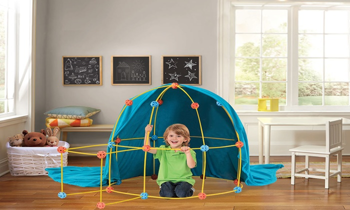 Discovery Kids Fort Construction Sets