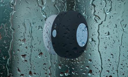 1 o 2 altavoces con tecnología Bluetooth para la ducha