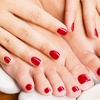 Embellissement des mains et des pieds