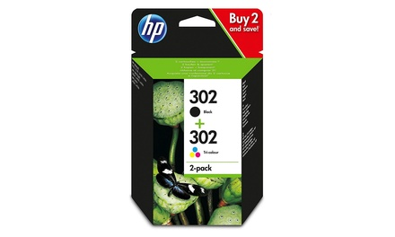 Hewlett Packard 302 Combo Ink Bundle With Free Delivery