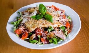 Pelican Pizza: Włoskie przysmaki: 25 zł za groupon wart 40 zł na menu w Pelican Pizza w Gdyni (do -40%)