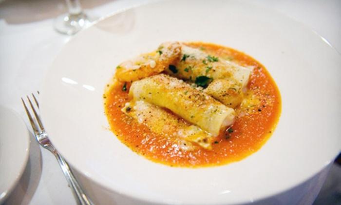 Al Porto Ristorante - Downtown Vancouver: $20 for $40 Worth of Italian Cuisine at Al Porto Ristorante