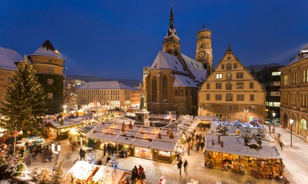 ✈ German Christmas Markets: 2 or 3 Nights with Return Flights at Choice of Hotels