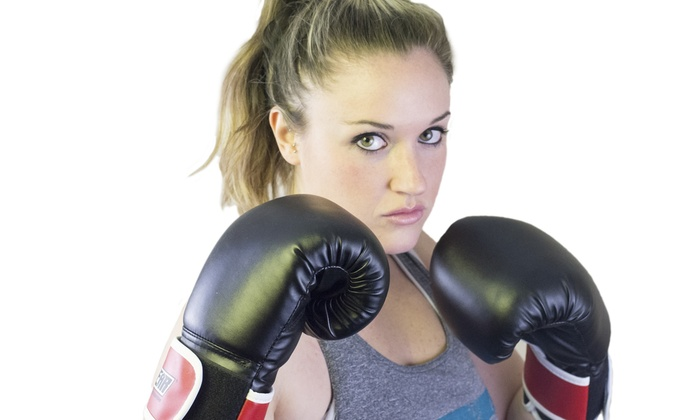 Personal Best Karate - Multiple Locations: 5 or 10 Kickboxing Classes at Personal Best Karate (Up to 80% Off)