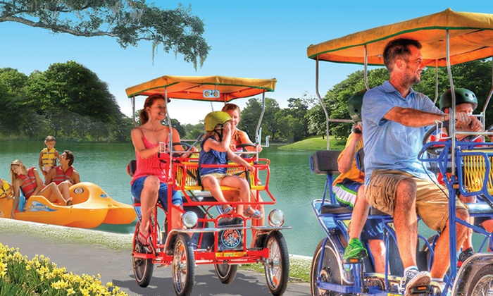 Bike And Boat Rentals - Wheel Fun Rentals