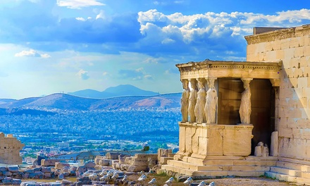 groupon.com - Rome and Athens Vacation. Price is per Person, Based on Two Guests per Room. Buy One Voucher per Person.