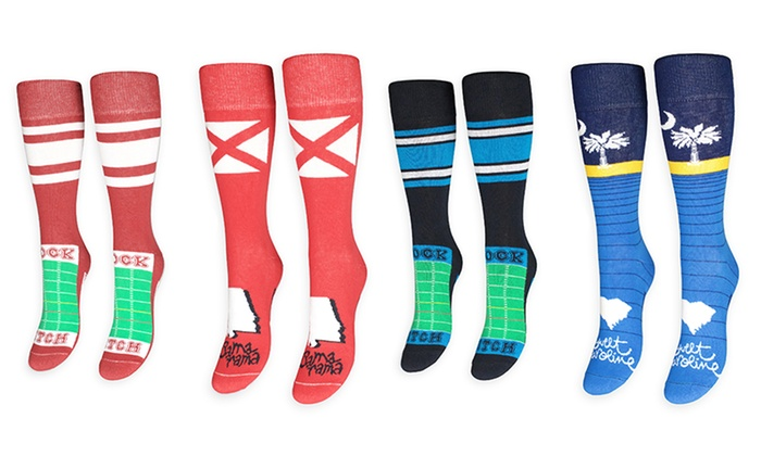 Southern State Socks (2-Pair Pack)