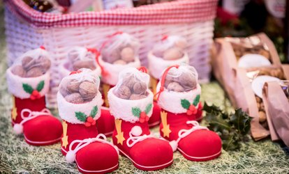 image for Tickets to Foodies Christmas Festival, 24–26 November at EICC, Edinburgh (Up to 63% Off)