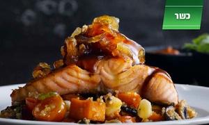 קפה ג'ו- נתניה: ארוחת ערב איטלקית הכוללת מרקים או סלט זוגי, פסטה או פיצה לבחירה, שתייה ועוד החל מ-89 ₪ בלבד. אופציה לארוחה עם מנת דגים