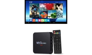 Box Multimédia – MXQ Pro 4K