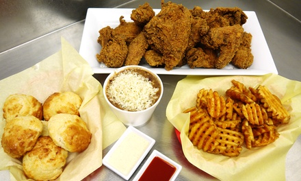 Up to 48% Off Comfort Food at Dicks' Succulent Chicken