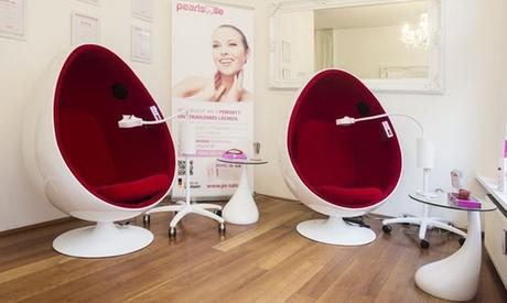Blanqueamiento dental led para 1 persona con opción a kit de blanqueamiento a domicilio desde 34 € en Pearl Smile