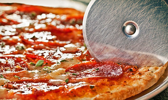 Bronx Pizzeria - Reno: Large- or Specialty-Pizza Meal at Bronx Pizzeria (Up to 55% Off)