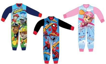 Character Onesies for Girls and Boys