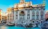 ✈ Rome : 2, 3 ou 4 nuits avec petit-déjeuner et vols A/R