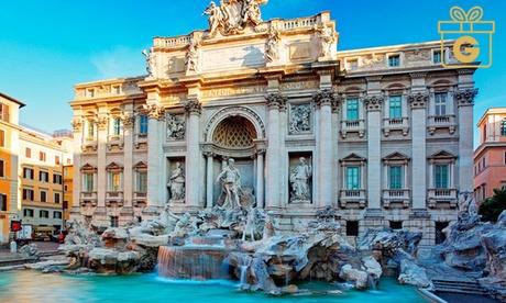✈ Rome : 2, 3 ou 4 nuits avec petit-déjeuner à l'hôtel Domus Sessoriana et vols A/R depuis Paris Beauvais ou Marseille