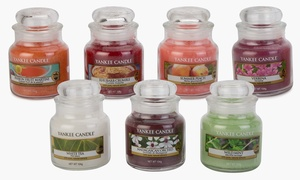 Pots de bougies Yankee Candle