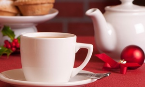 The Tea Meister: $32 for $50 Worth of Afternoon Tea — The Tea Meister