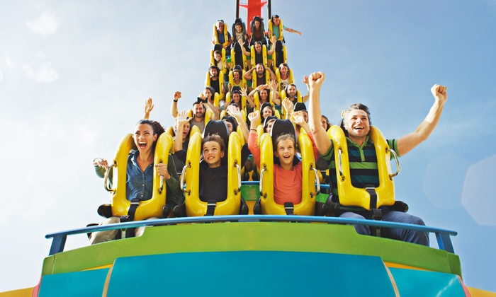Portaventura à Salou Area Costa Tarragona Groupon Getaways - Billet port aventura groupon