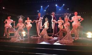 La Vénus: Formule «Vénus» repas-spectacle et soirée dansante pour 2 personnes à 68 € au cabaret La Vénus