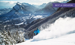 Up to 35% Off Lift Ticket at Mt Norquay at Mt Norquay, plus 6.0% Cash Back from Ebates.